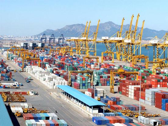 """智慧港口典型案例——青岛港的""""互联网+港口供应链""""业务服务平台"""