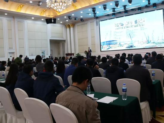 2019年中国桩工机械行业年会及建国70周年中国桩工机械成就展在长沙隆重举行