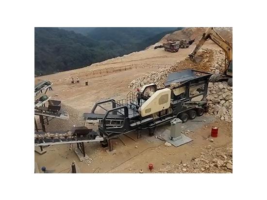 新款对辊式破碎机,制砂破碎小能手