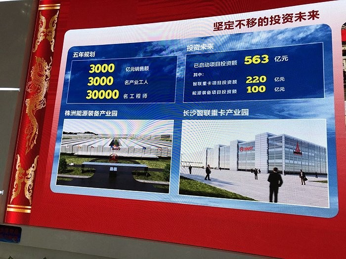 长沙:工程机械5000亿级 成为世界级先进制造业集群