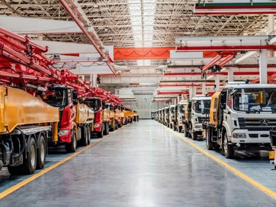 长沙:工程机械5000亿级,成为世界级先进制造业集群