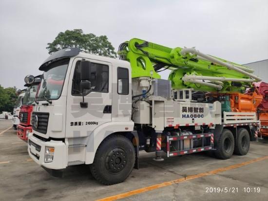 35米泵车怎么保养维护才能让其使用寿命更长久
