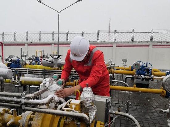西气东输大铲岛站为香港输送天然气超100亿立方米