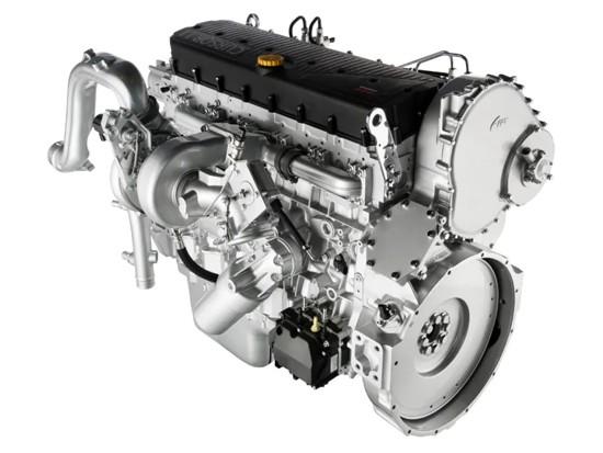 FPT Cursor发动机助推上汽红岩开启智造重卡新时代
