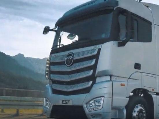 欧曼EST超级卡车的品牌故事