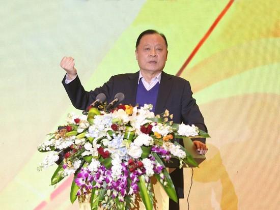 """""""十四五""""再启征程!山东临工召开2021年商务大会"""