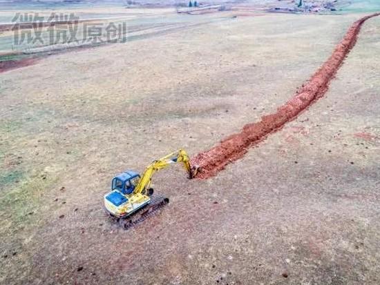 挖掘机操作之挖沟的注意事项,老司机的宝贵经验