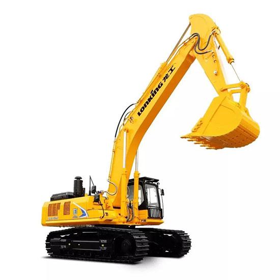 利刃出鞘 高效可靠——龙工LG6486E挖掘机