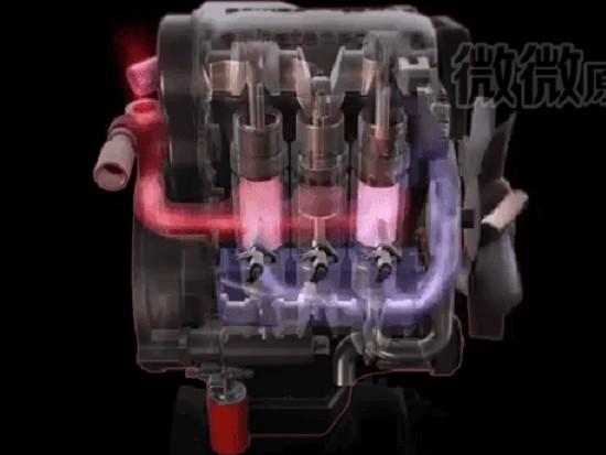 发动机水温高自检方法,用这几招就能轻松解决!