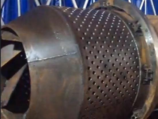 华英矿山机械配件维修