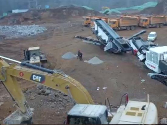 矿山机械产品研发,矿山机械处理