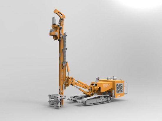 怎样选择螺旋钻钻头并科学操作螺旋钻机施工?