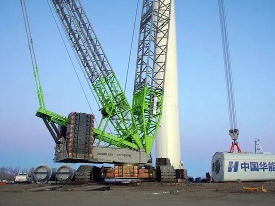 2021风电补贴结束!大吨位吊车何去何从?