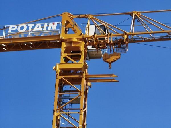波坦MCT188:高安全性,高可靠性,高性价比的塔机
