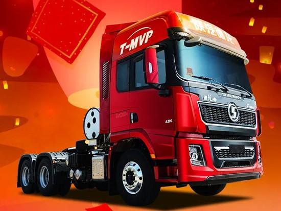 德龙X5000 LNG牵引车: 这里有一份卡车人愿望清单