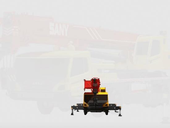 SANY STC750 三一起重机使用操作与维护保养