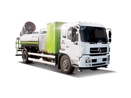 新能源产品   彩虹制造机——18吨多功能抑尘车