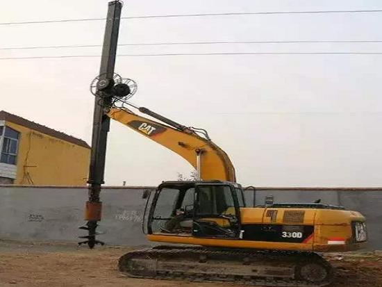 旋挖鉆機卡埋鉆具怎么辦?錦囊來了!