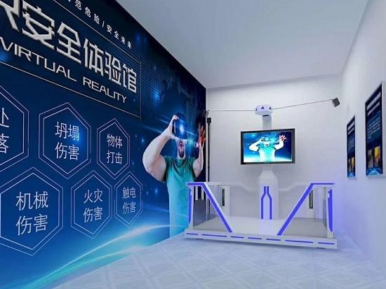 VR安全教育告诉你安全施工有多重要