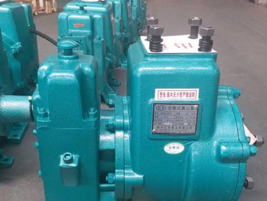 环卫洒水车水泵没压力怎么维修