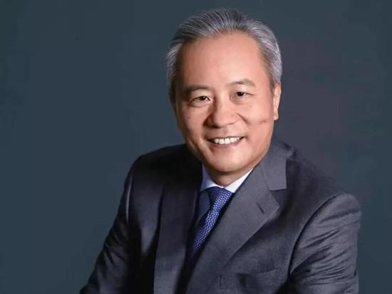 卡特彼勒全球副总裁陈其华2021牛年新春贺词