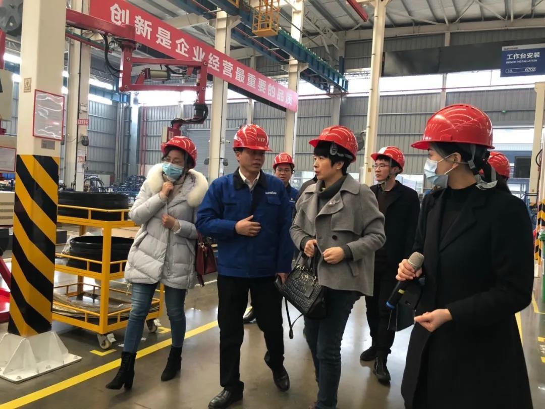 山河智能入选省级工业互联网平台