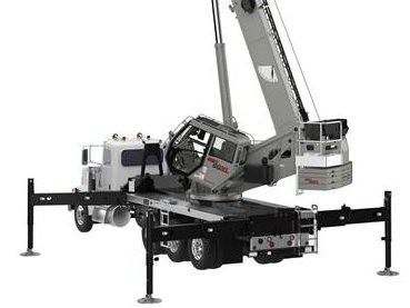 马尼托瓦克推出随车起重机新产品NBT60XL