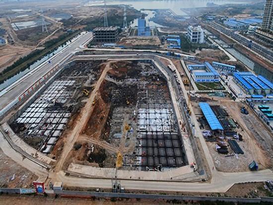 上海市轨道交通2号线西延伸工程总承包项目招标