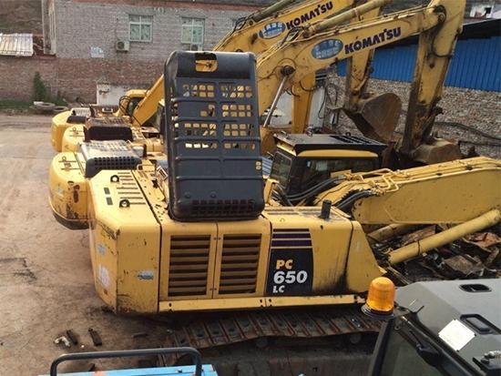 挖掘机憋机维修方法总结