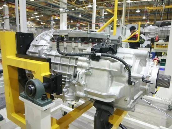 伊顿康明斯宣布实现赢动自动变速箱本地化生产