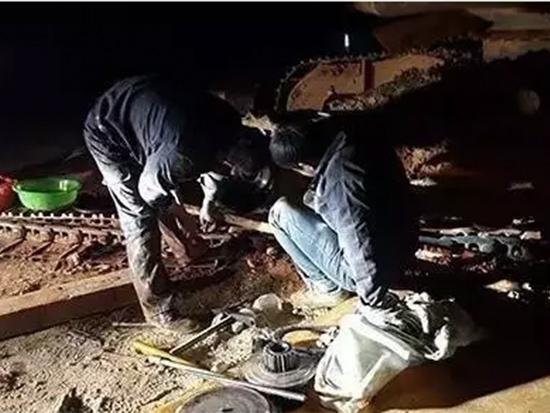 【维修保养】几个简单方便的挖掘机维修小知识