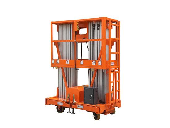 半电动堆高车常见的故障及排除方法