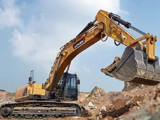 挖掘机发动机不按时更换机油后果很严重!