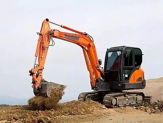 """挖机动作慢,并非都是挖机""""老""""了"""