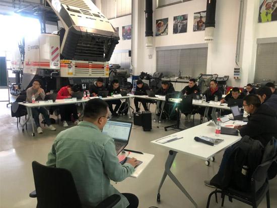 2021年维特根中国3月培训计划报名开始