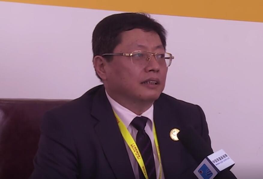 厦工机械总裁白飞平采访