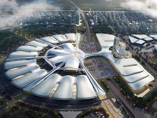 【展馆介绍】2021徐州国际工程机械交易会
