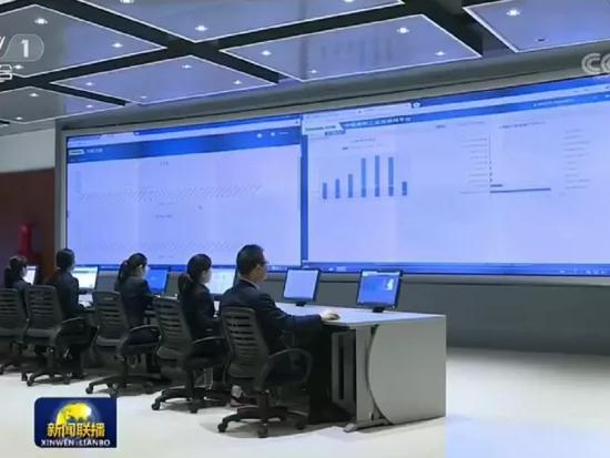 中联重科大数据生动展现经济加速回暖