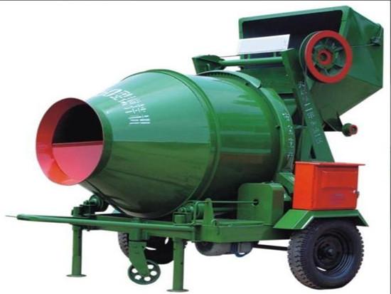 混凝土搅拌机的规范使用