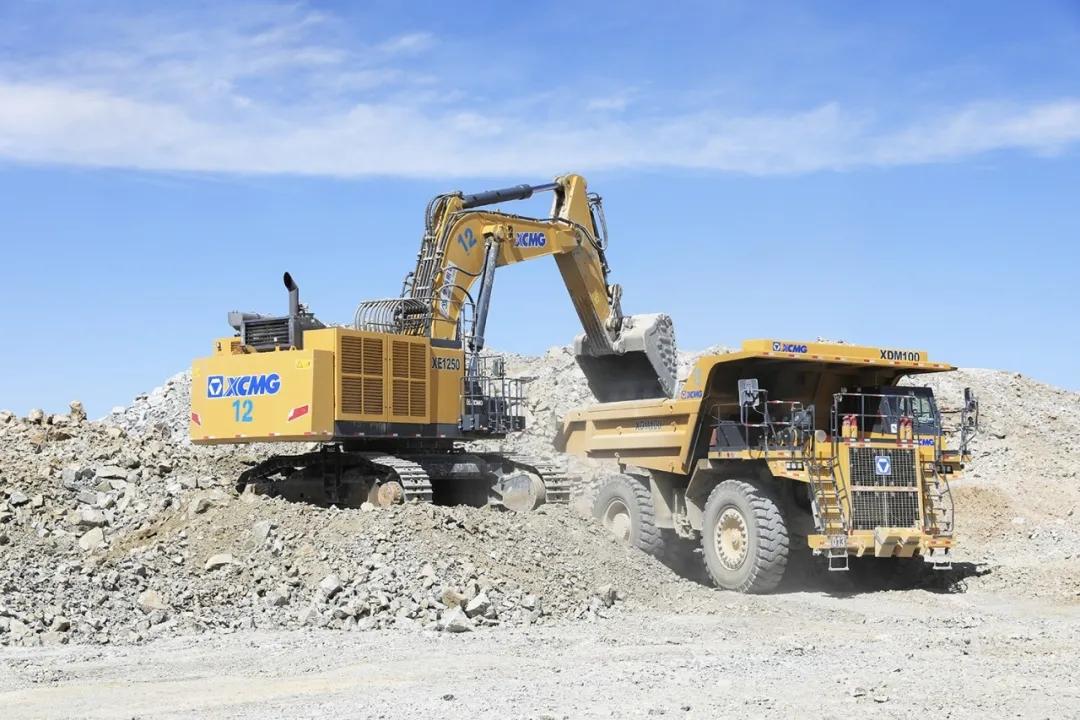 中联重科、徐工、三一争相发力!全球矿山机械谁执牛耳?