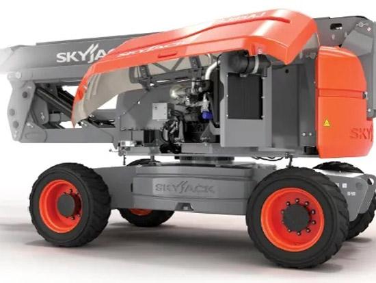 SKYJACK升级臂式高空作业平台