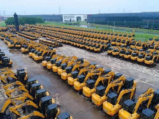 挖机代理商小幅涨价 工程机械景气度仍处高位