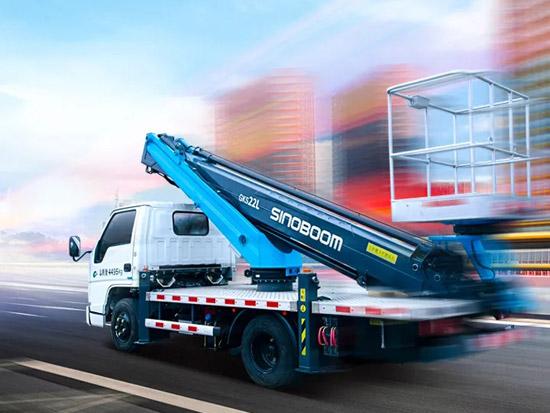 新一代蓝牌车载系列,高机租赁商价值新选择!