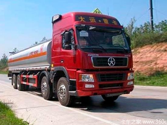 油罐车日常保养行驶应该注意的17条问题