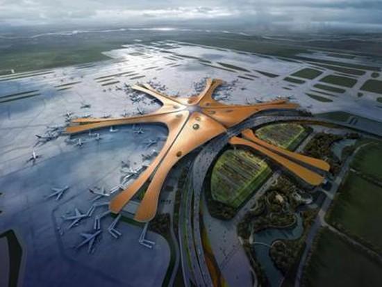 五大建筑央企出动!160亿雄安新区机场快线,最大的赢家是?