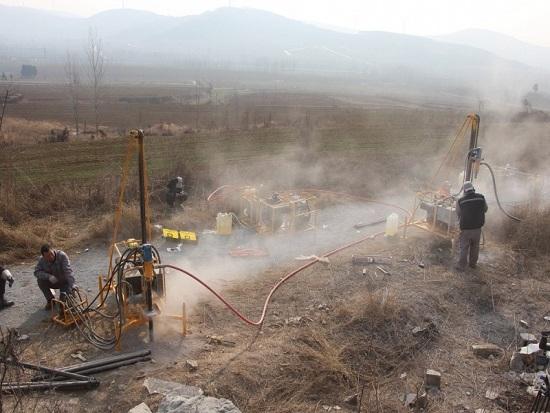 恒旺山地钻机助力中石油在四川建成页岩气生产基地