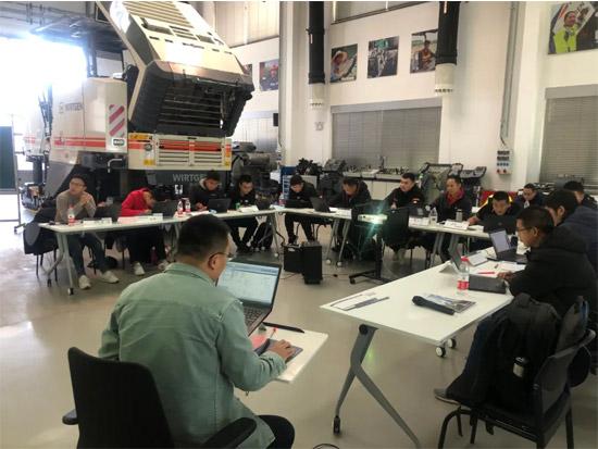 维特根中国4月培训计划火热启动 报名从速
