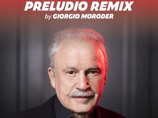 GIORGIO MORODER为菲亚特创作未来之声PRELUDIO混音版上线