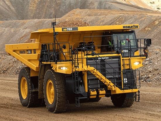 小松将开发氢燃料大型矿山机械,2030年达到实用水平