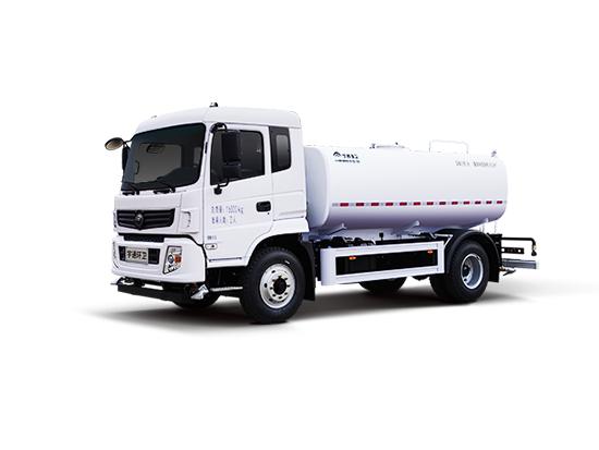 多功能洒水车水泵检修方法